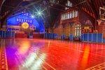prenova cerkve v košarkaški center naslovnica