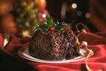 Vegetarijanski božični puding
