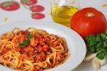 Špageti s tunino omako