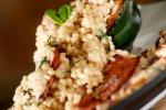 Ječmenova rižota s pečeno bučo