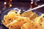 Pomarančna solata s pistacijami