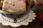 Telečja pašteta s pistacijami