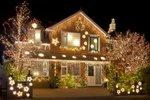 Okrašena hiša