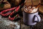 Vroča čokolada z viskijem