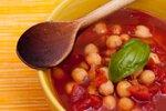 Paradižnikova juha s čičeriko