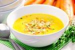 Rumena zelenjavna juha