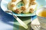 Pečene banane z medom in orehi