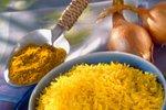 Riž s curryjem