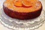 Sočna torta s klementinami
