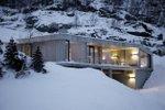 Sirdalen, hiša