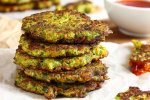 Brokolijeve polpete s parmezanom