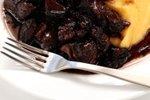Dušena govedina po mehiško s polento
