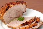 Pečen svinjski kare