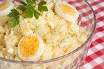 Krompirjeva solata z jajci