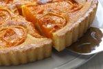 Marelična pita s frangipanom
