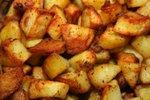 Pečen krompir v pečici
