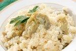 rižota z artičokami