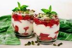 Jogurtova strnjenka