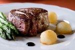 Biftek s šparglji