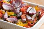 Pečena poletna zelenjava