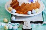 Velikonočni šarkelj z jajčnim likerjem