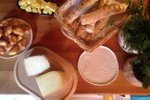 Rožmarinova, orehova in maslena bageta