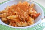 Telečja bolonjska omaka