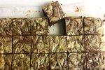 Marmorirani cheesecake browniji