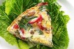 Zelenjavna omleta