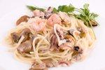 Špageti morja in gozda