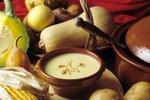 Kremna juha iz buč in koruze