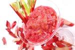 Rabarbarin kompot z jagodami