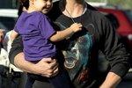 Ryan Gosling s hčerko