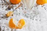 Skutina krema z amarettom in mandarinami