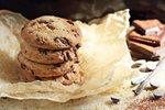 Polnozrnati piškoti s čokoladnimi koščki