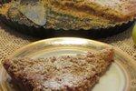 Jabolčna pita z arašidovim drobljencem