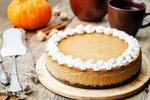 Bučni cheesecake