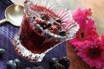 Vroč preliv iz jagodičevja
