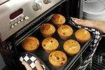 Mafini v pečici