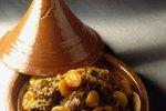 Maroška jagnjetina z marelicami in mandlji