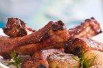 Karamelizirana svinjska rebrca