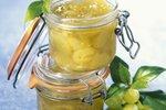 Marmelada iz belega grozdja