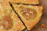 Pita s hruškami in frangipanom