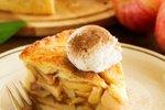 Pokrita jabolčna pita s kardamomom