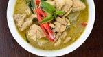 Tajski piščančji curry