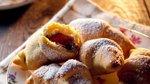 Masleni rogljički z marmelado