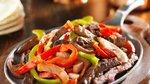 Fajitas z govedino in papriko