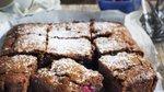 Ingverjevi kolački z brusnicami