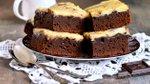 Cheesecake browniji