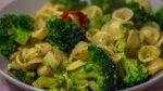 Testenine z brokolijem in avokadom